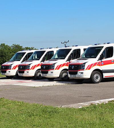 Služby zdravotní přepravy